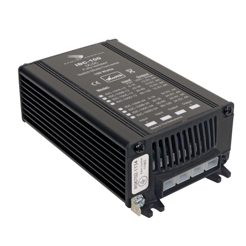 Samlex 100W Fully Isolated DC-DC Converter - 4A - 30-60V Input - 24V Output