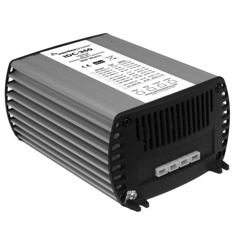 Samlex 360W Fully Isolated DC-DC Converter - 30A - 30-60V Input - 12.5V Output