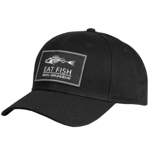 Grundens Eat Fish Wear Grundens Ball Cap - Black