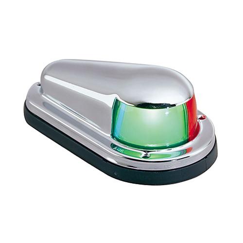 Perko Bi-Color Chrome Plated Bow Light