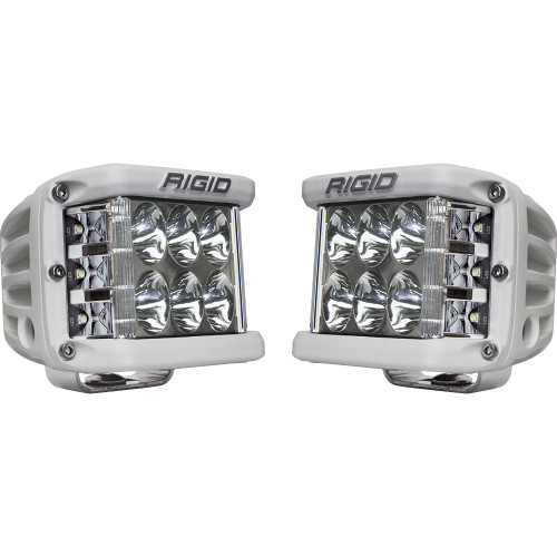 Rigid Industries D-SS PRO Driving LED - Pair - White