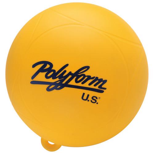Polyform Water Ski Slalom Buoy - Yellow