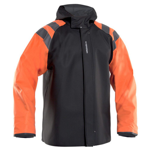 Grundens Balder 302 Jacket - Orange - 4X