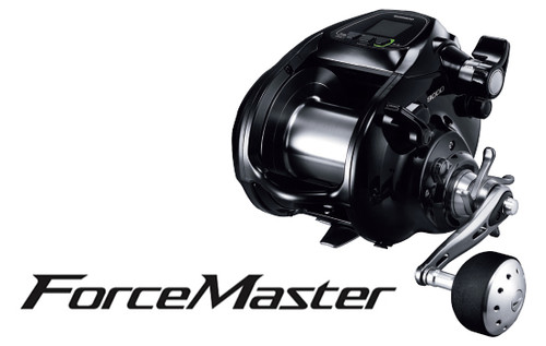 Shimano ForceMaster Electric Fishing Reel FM-9000