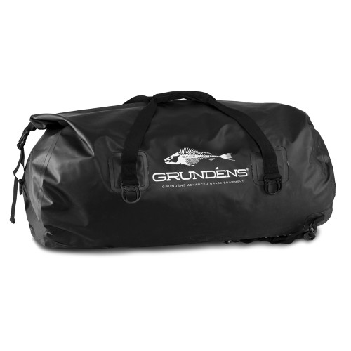 Grundens 101 Liter Shackelton Waterproof Duffel Bag. 70042