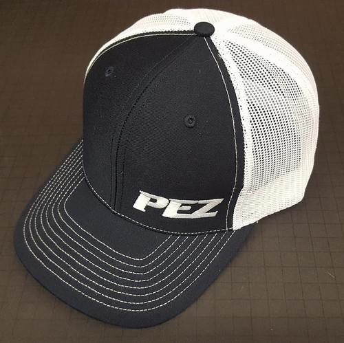 Pez Trucker Hat - Side2 Logo