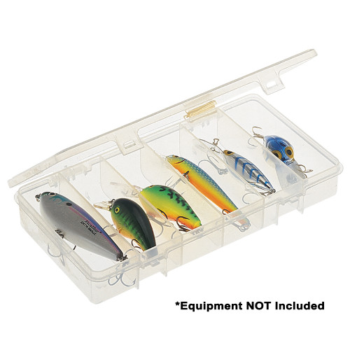 Plano Six-Compartment Stowaway 3400 - Clear