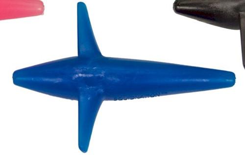 """Squidnation Bird 5""""- Blue - 6 pack"""