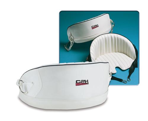 "C&H Bucket Harness 19"" x 15"" w/ Rope"