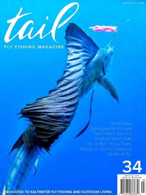 Tail Saltwater Fly Fishing Magazine