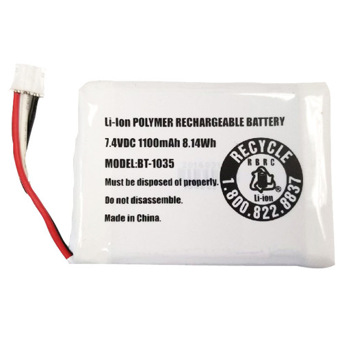 Uniden Replacement Battery Pack f\/Atlantis 270