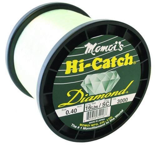 Momoi Hi-Catch Diamond Super Clear - Bulk Spool