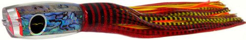 Black Bart 1656 Angle Nose - Red Tiger/Yellow Tiger