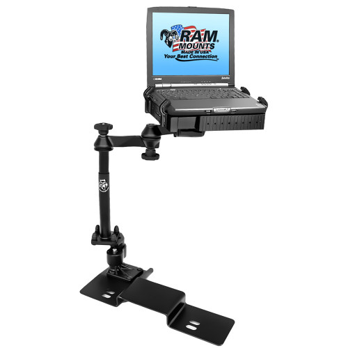 RAM Mount No-Drill Laptop Mount f\/Ford F-150 (2004-2013) & Lincoln Mark LT (2005-2010)