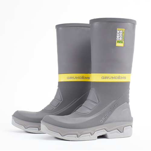 Grundens Deck Boss Safety Toe Boots