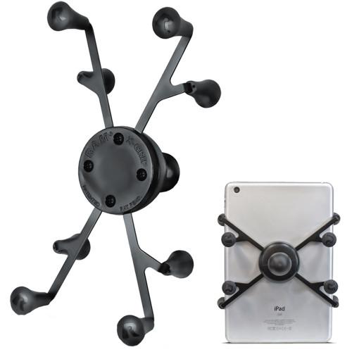 "RAM Mount X-Grip Universal Tablet Holder w\/1"" Ball"