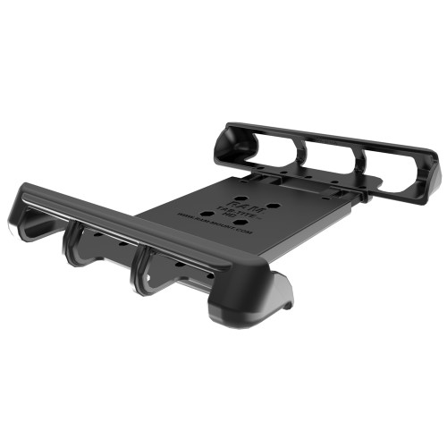 """RAM Mount Tab-Tite Universal Clamping Cradle f\/10"""" Screen Tablets With or Without Heavy Duty Cases"""
