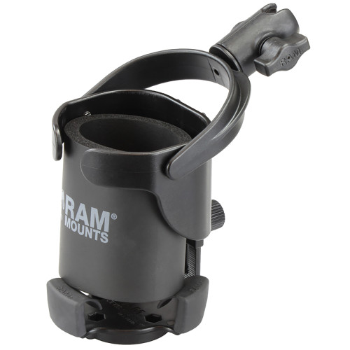 """RAM Mount Level Cup XL w\/Single Socket for B Size 1"""" Ball"""