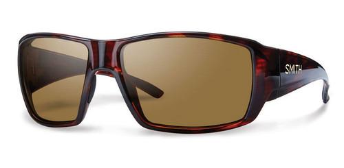 Smith Optics Sunglasses - Guide's Choice - Havana Frame - Techlite Polarized Brown Lens