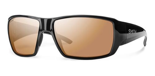 Smith Optics Sunglasses - Guide's Choice - Black Frame - Techlite Polarchromic Copper Mirror Lens