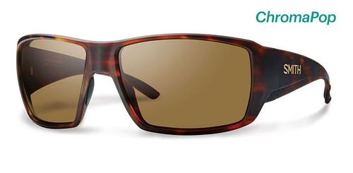 Smith Optics Sunglasses - Guide's Choice - Matte Havana Frame - ChromaPop Polarized Brown