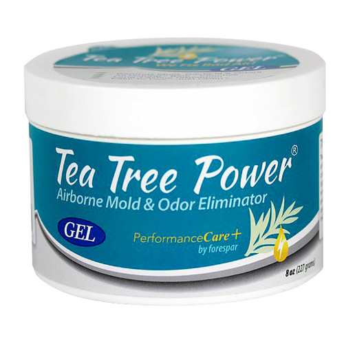 Forespar Tea Tree Power Gel - 8oz