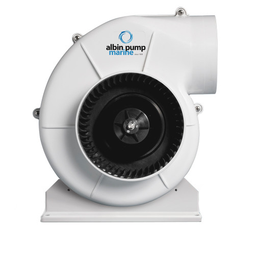Albin Pump Marine Air Blower 750 Flex - 24V