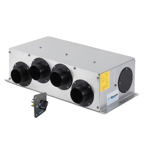 Albin Pump Marine Premium Defroster Kit 9kW - 12V