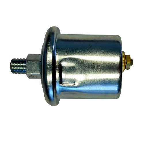 "Faria Oil Pressure Sender 1\/8"" NPTF American 100 PSI - Single Standard"