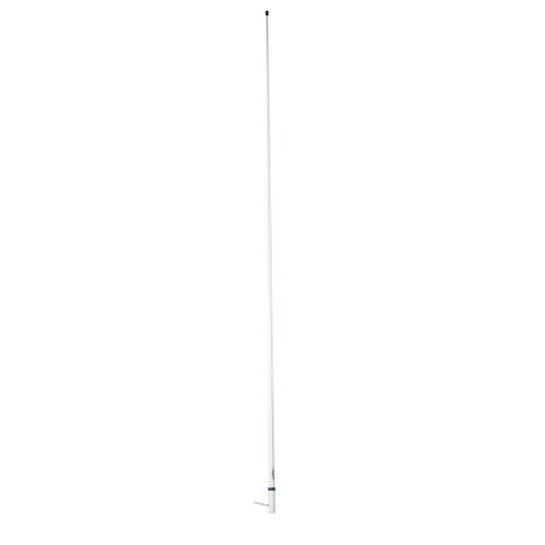 Glomex 8 6dB VHF Antenna w\/Nylon Ferrule, 15 RG-58 Coax Cable  PL-259 Connector