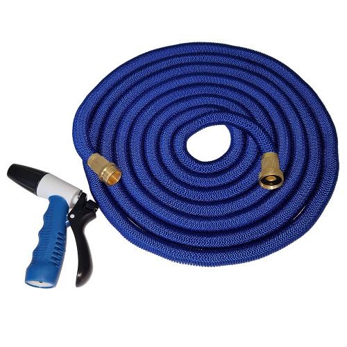 HoseCoil Expandable 75 Hose w\/Nozzle  Bag