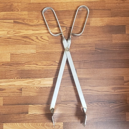 Bloody Point Stainless Steel Crab Tongs