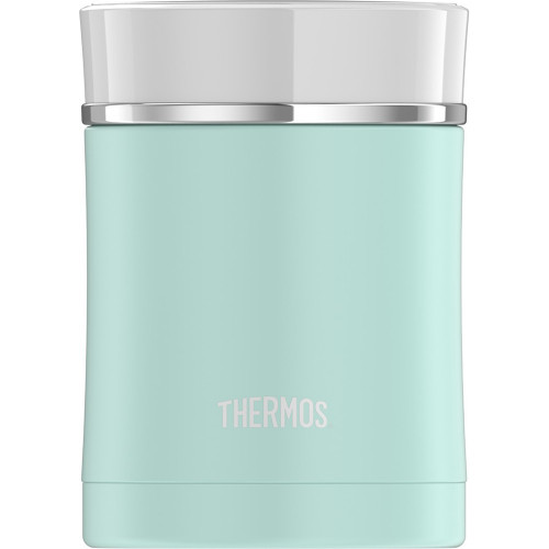 Thermos Sipp Stainless Steel Food Jar - 16 oz. - Matte Turquoise
