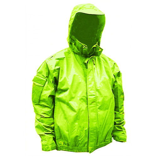 First Watch H20 Tac Jacket - Large - Hi-Vis Yellow