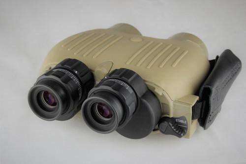 Fraser Optics S250 Binoculars Tan w/ Hard Case