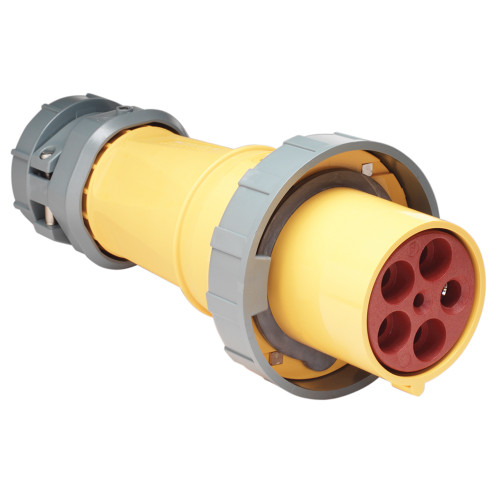 Marinco 100A Connector f\/Inlet - 120\/208V