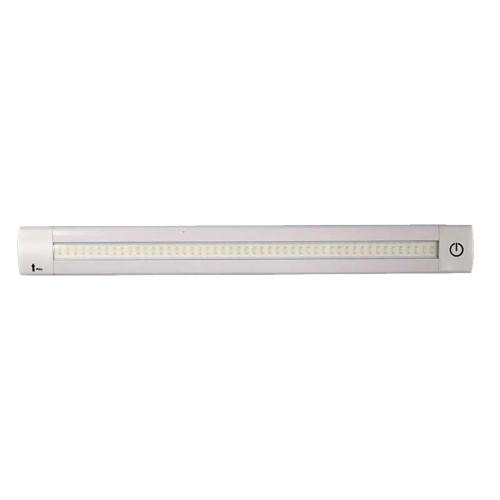 "Lunasea Adjustable Linear LED Light w\/Built-In Dimmer - 20"" Warm White w\/Switch"