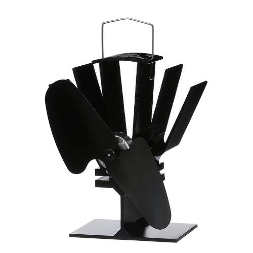 "Caframo Original Mini 6.5"" Fan - Black"