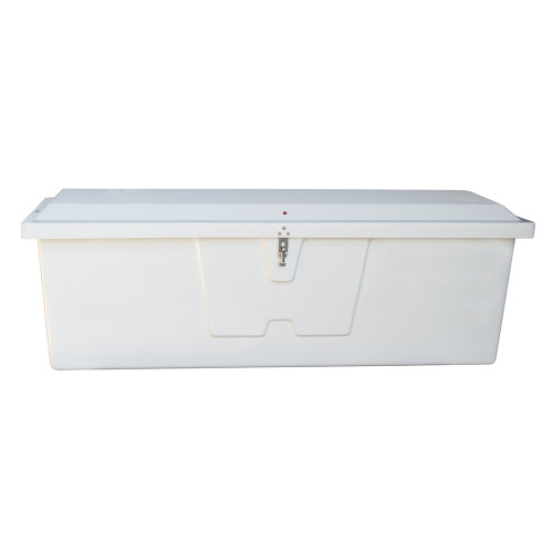 "Taylor Made Stow n Go Dock Box - 28.25"" x 72.75"" x 28.25"" - Deep Medium"