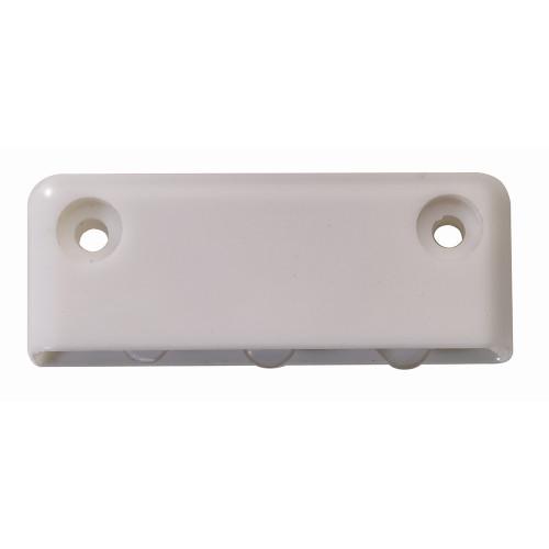 Innovative Lighting 3 LED Surface Mount Step Light - Amber w\/White Case
