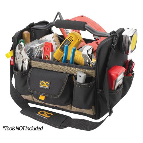 "CLC 14"" Open Top Softsided Tool Box"
