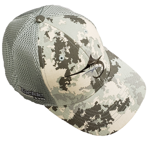 Alltackle Hat - Old School Coyote Brown Camo