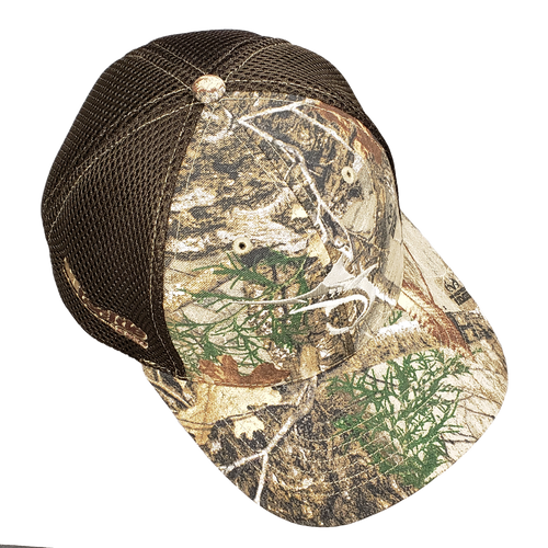 Alltackle Hat - Reeltree Camo - Large/XL