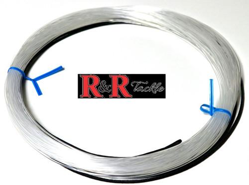 R&R Daytime Swordfish Leader 200Lb 150' Clear w/ Loop