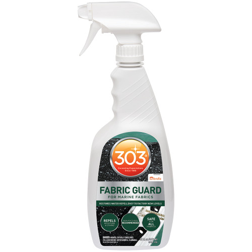 303 Marine Fabric Guard w\/Trigger Sprayer - 32oz