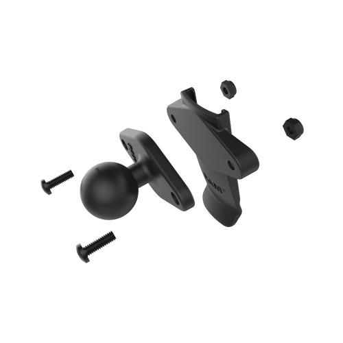 RAM Mount Spine Clip Holder w\/Ball f\/Garmin Handheld Devices