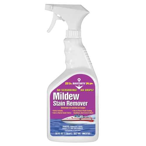 MARYKATE Mildew Stain Remover - 32oz