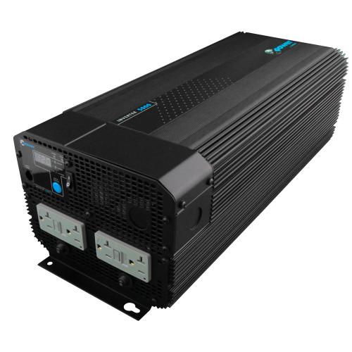 Xantrex XPower 5000 Inverter Dual GFCI Remote ON\/OFF UL458