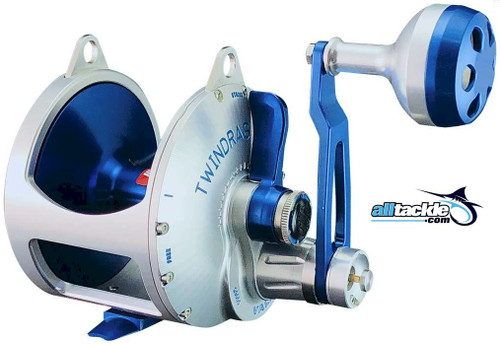 Accurate Valiant Two Speed Reel BV2-1000-SBL