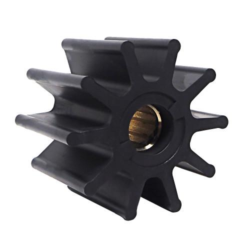 Albin Pump Premium Impeller 65 x 15.8 x 50mm - 10 Blade - Spline Insert